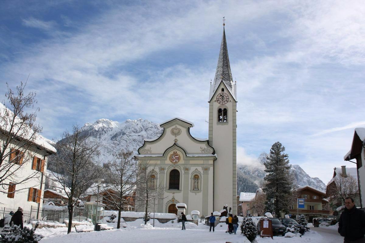 Santa Messa presso la chiesa di San Vigilio programma settimanale