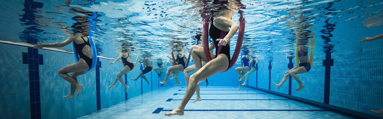 Wassergymnastik mit Willi  Wochenprogramm