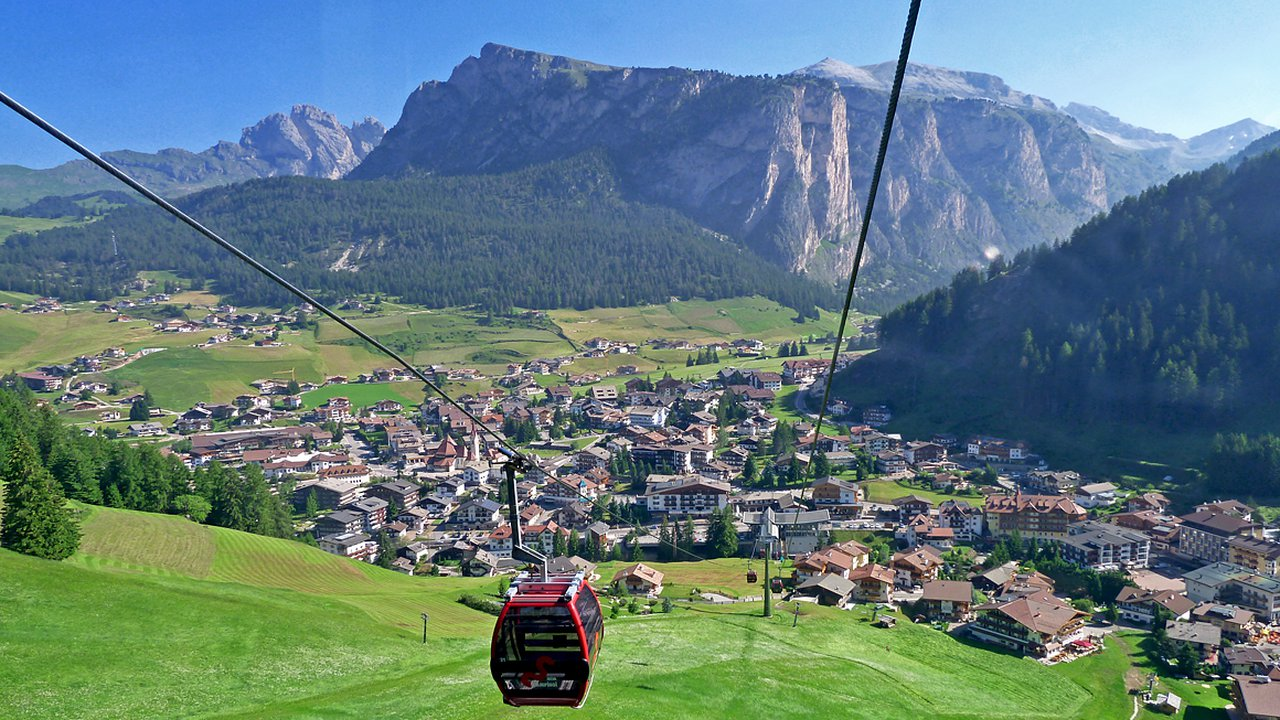 Event Young Architecture in Val Gardena