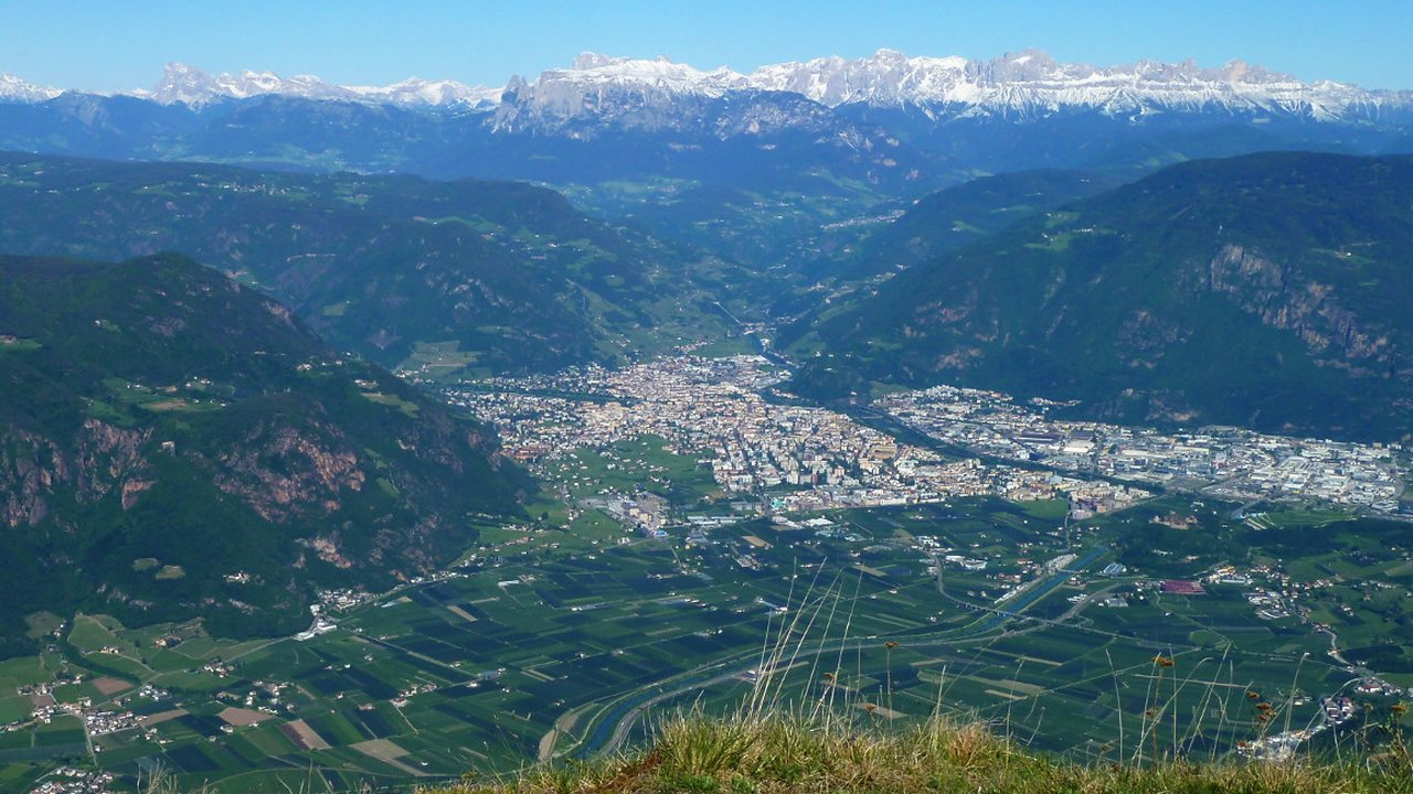 Event Guided tour through Bolzano in English