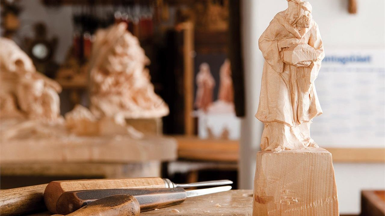 Event Learn more about wood sculpting