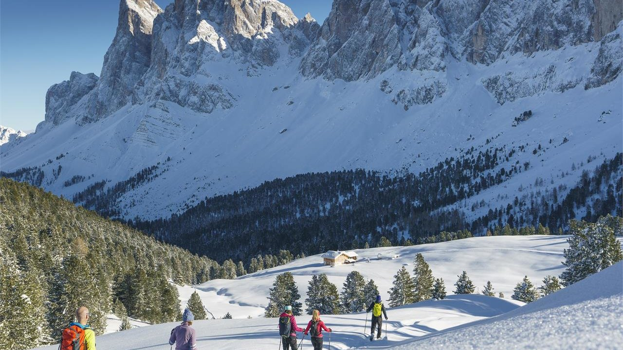 Event Schneeschuhwanderung Villnoess