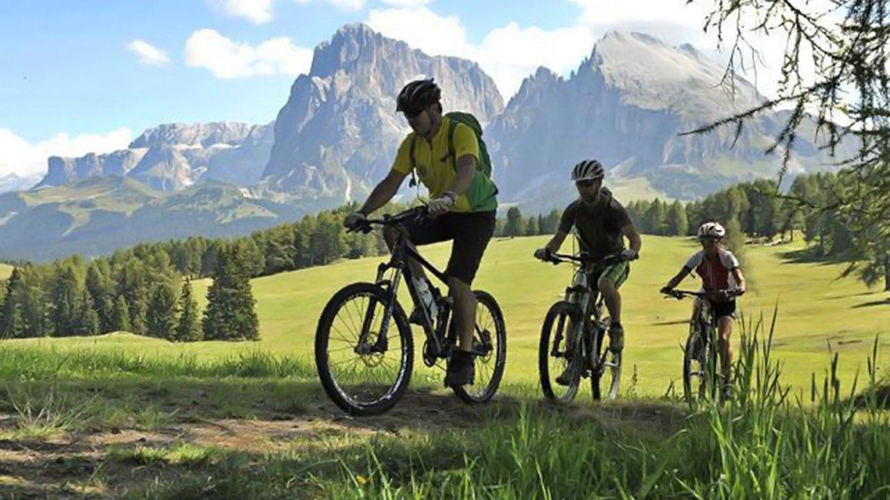 Event Mountainbike Tour: Seiser Alm Ride