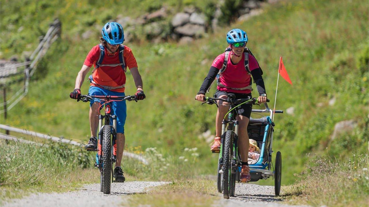 Event BikeCastleRopes - Family bike tour