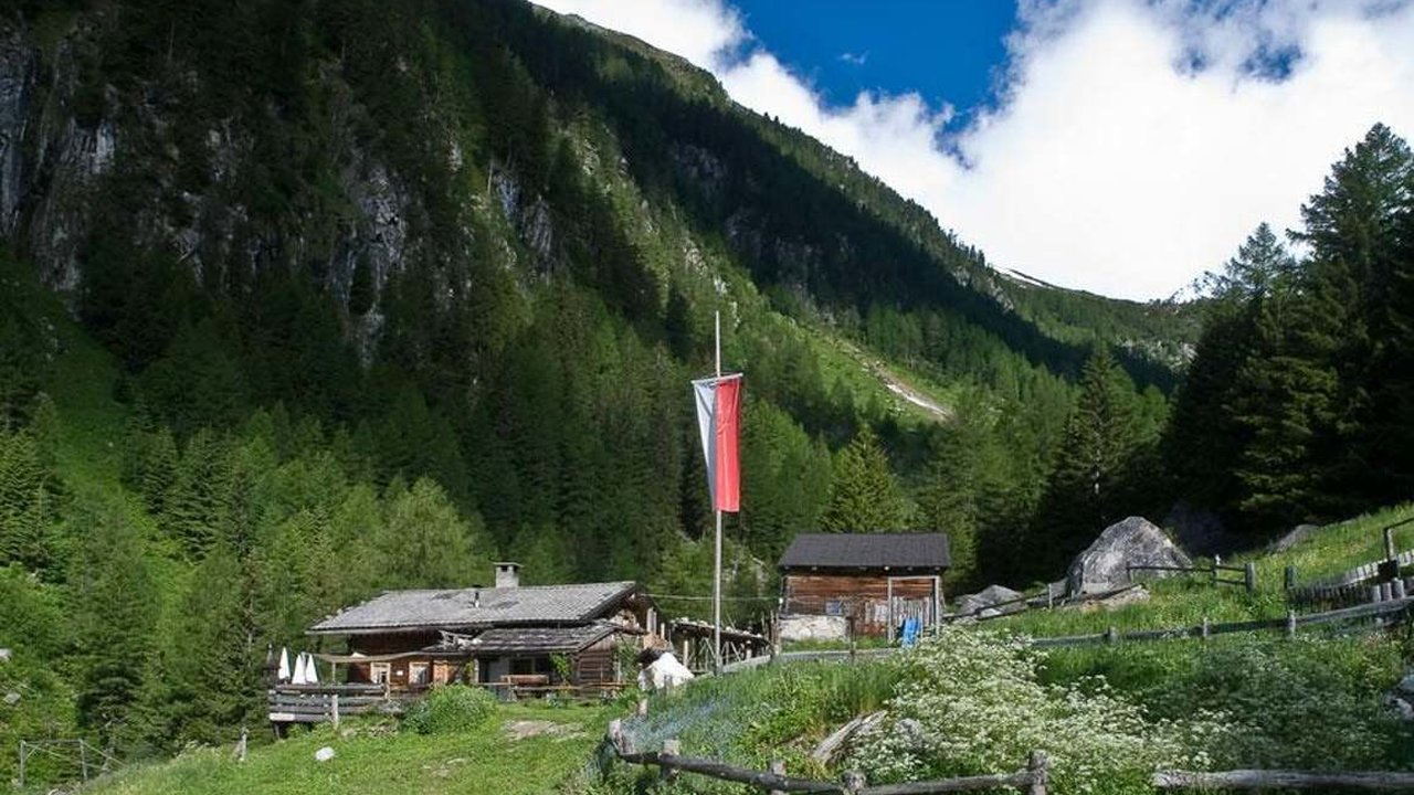 Event Live music at the Schwarzbachalm hut