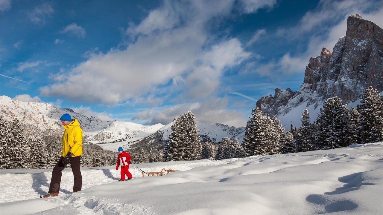 Event Schneeschuh-Tour - Adolf Munkel Weg
