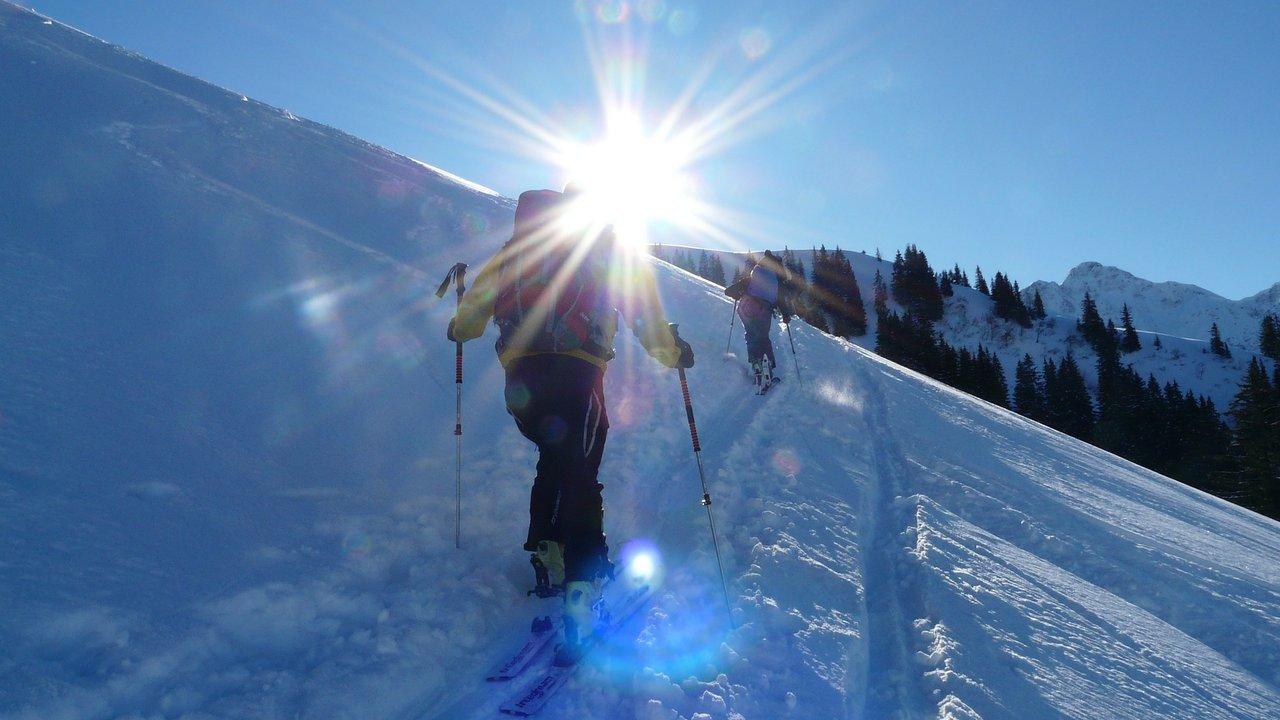 Event Leichte geführte Skitour