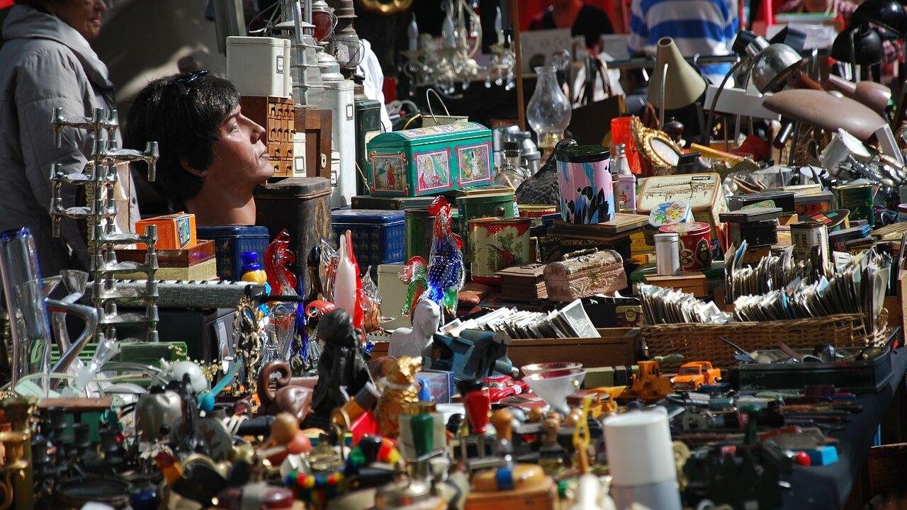 Event Flohmarkt in Kastelruth