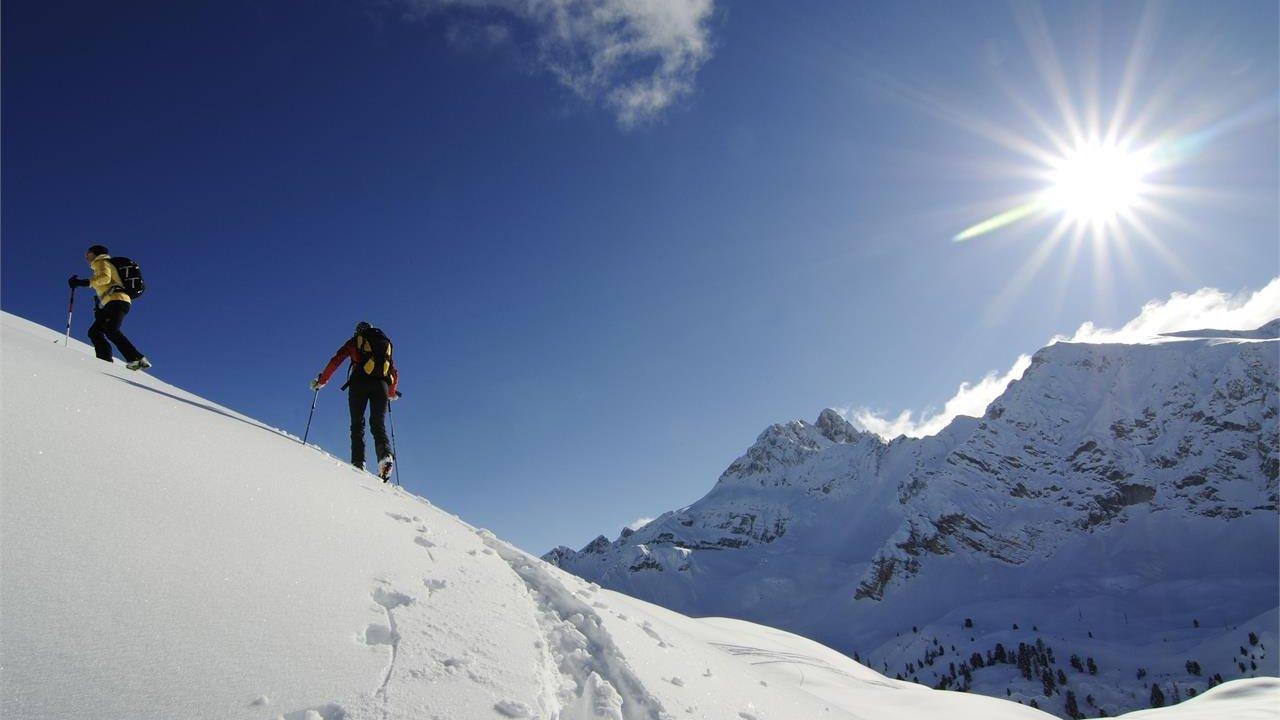 Event Skitour rund um Sexten