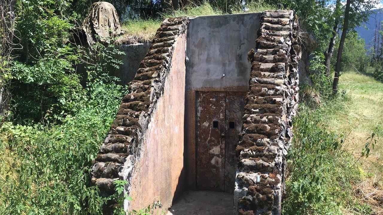 Event Wanderung mit Bunkerbesichtigung