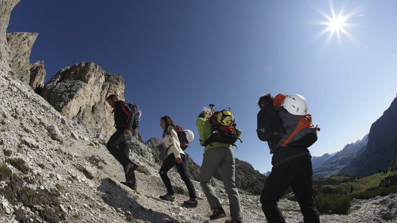 Event Besteigen berühmter Dolomitengipfel