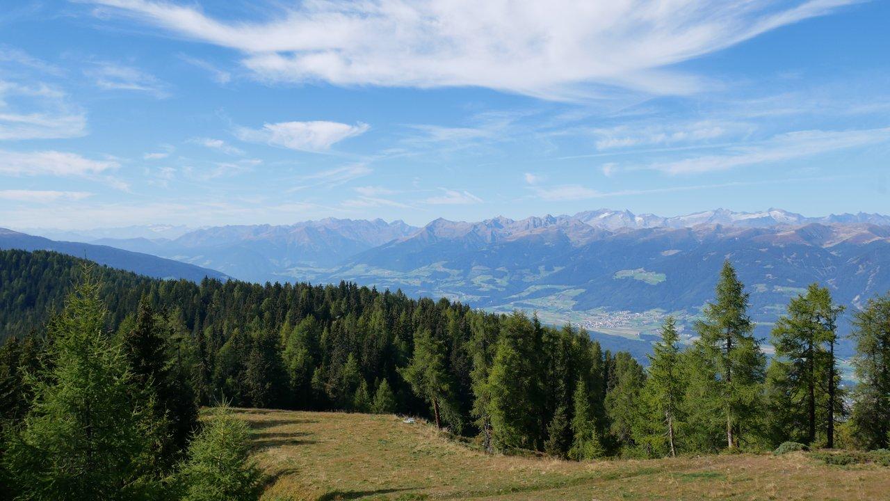 Event Wandern im Naturpark - Höhenweg