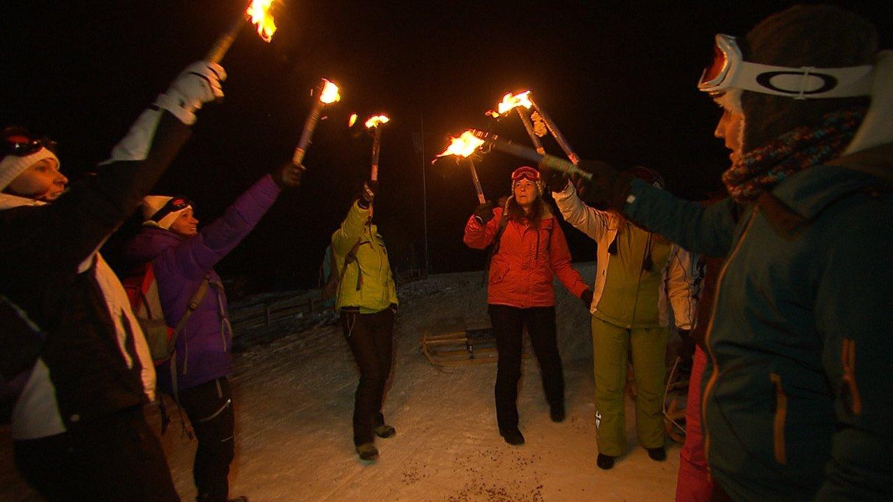 Event Fiaccolata al Lago di Dobbiaco