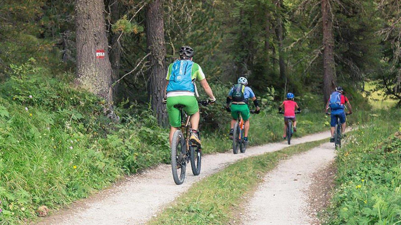 Event E-Bike Tour: Entdecke die Seiser Alm