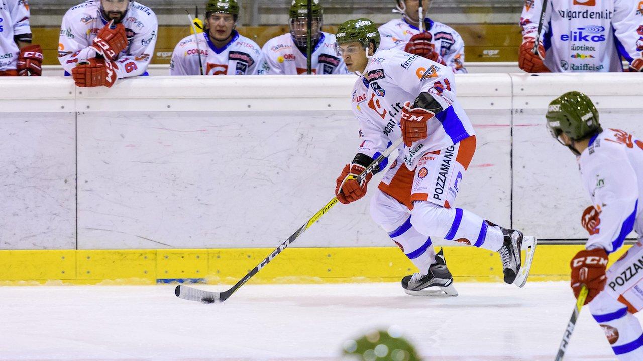Event Hockey: HC Gherdeina - Fassa Falcons