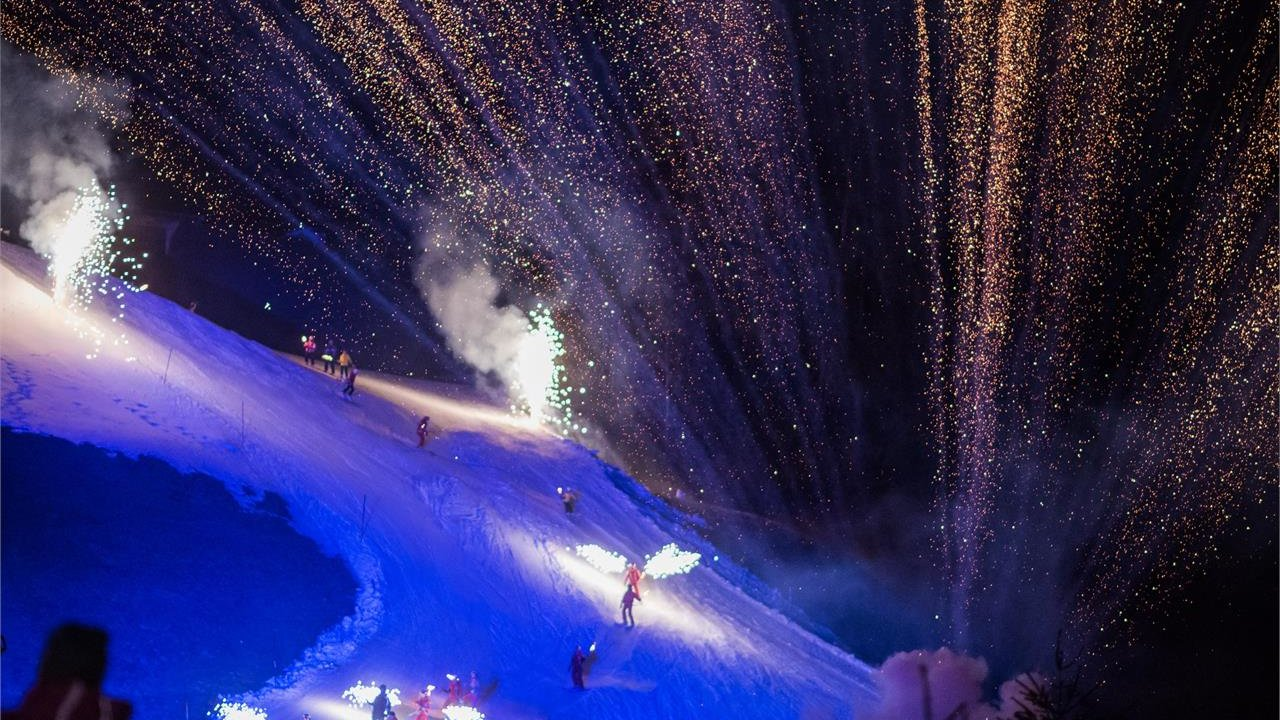 Event Skishow in Sesto