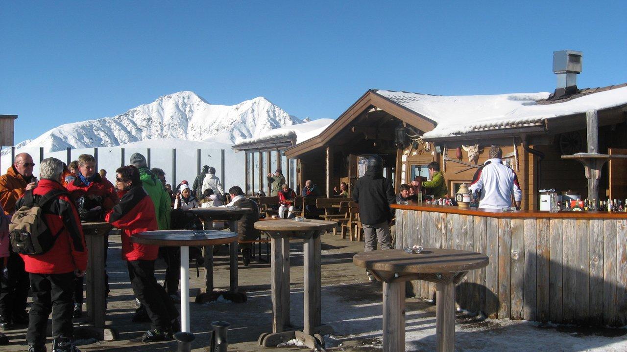Event Saisonabschlussparty Gitschhütte