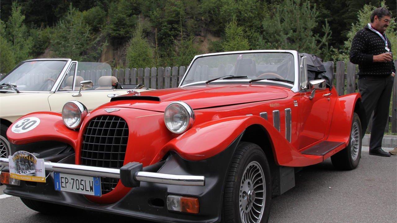 Event Autotreffen Dolomiti Ira Classic '17