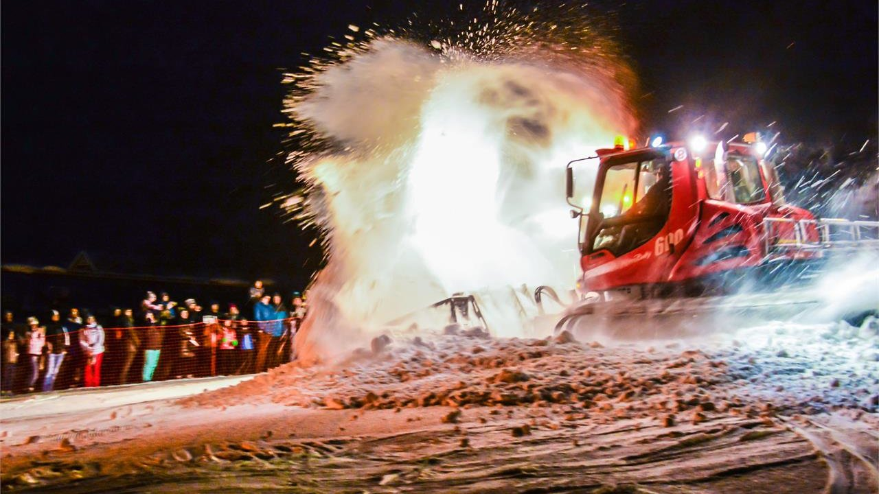 Event Torchlight Parade by the ski schools
