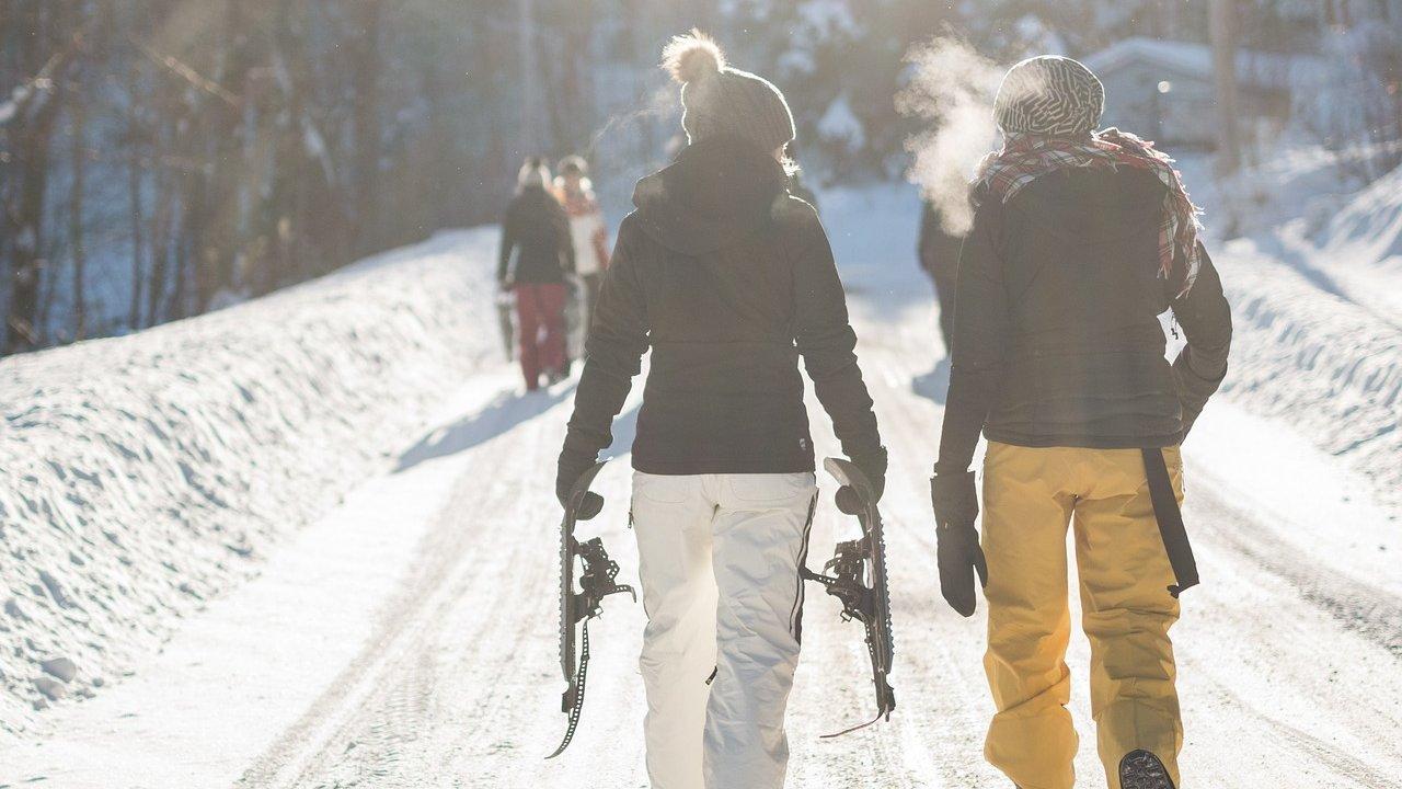 Event Winterwanderung zum Redensberg