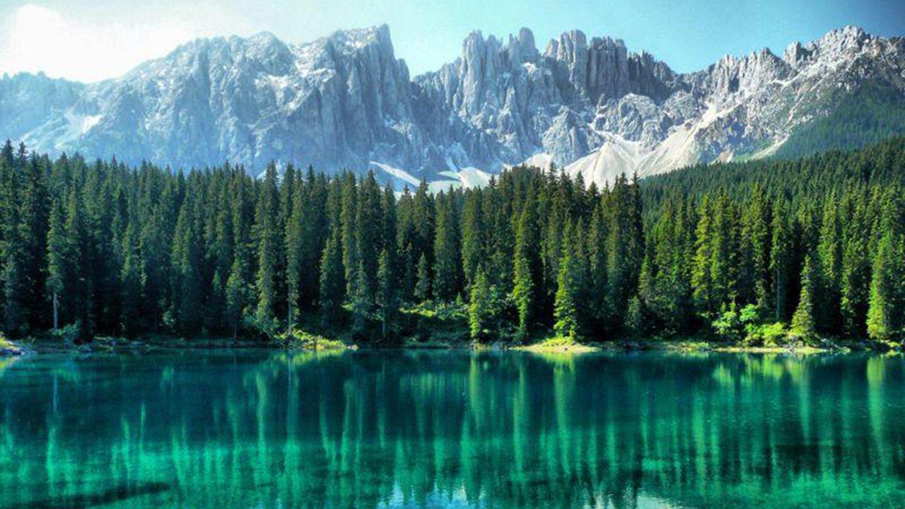 Event Carezza Lake with Panoramic tour