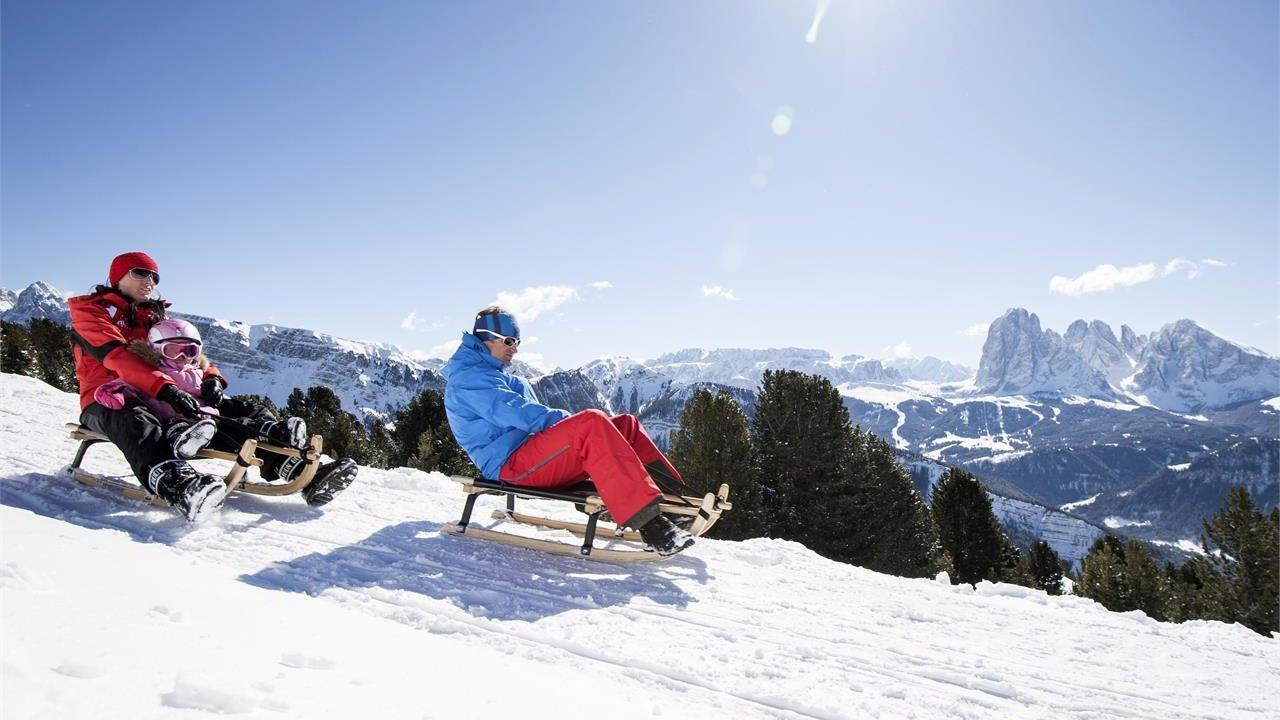 Event Winterwanderung mit Rodelpartie