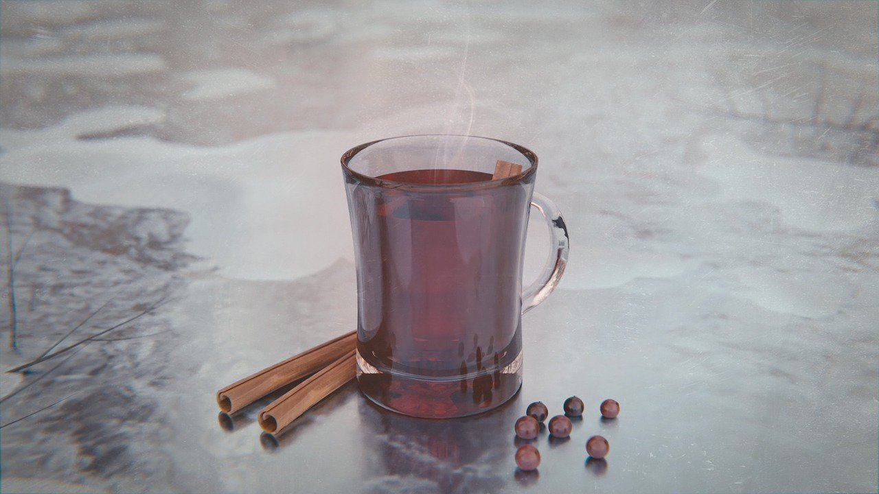 Event Hot spiced wine with live music