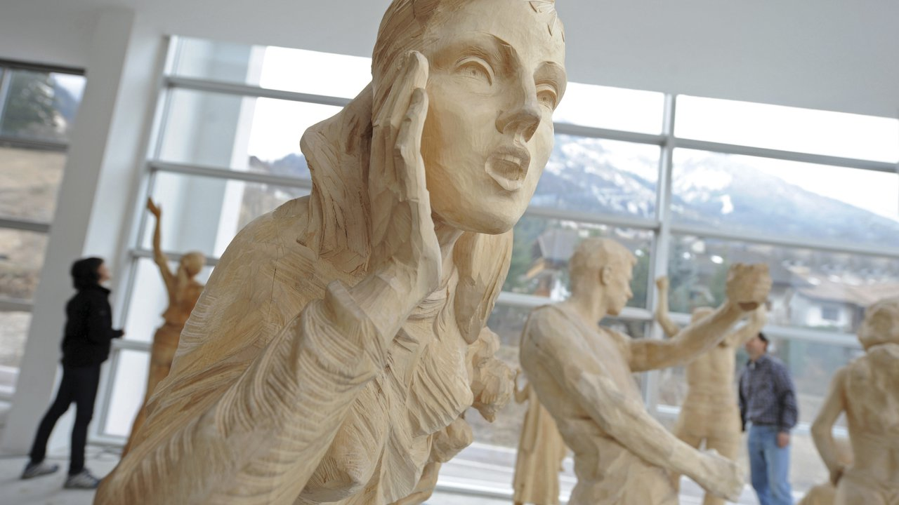 Event Unika - esposizione di sculture