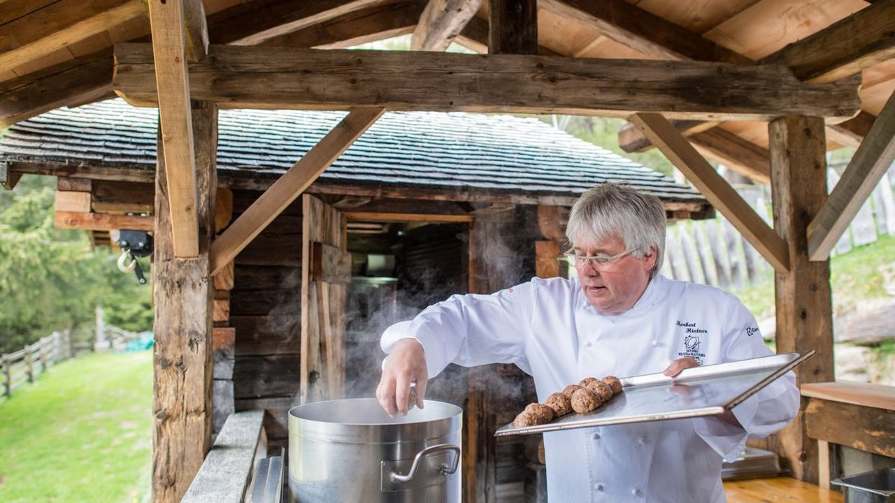 Event Südtirol Balance: Herbert Hintner