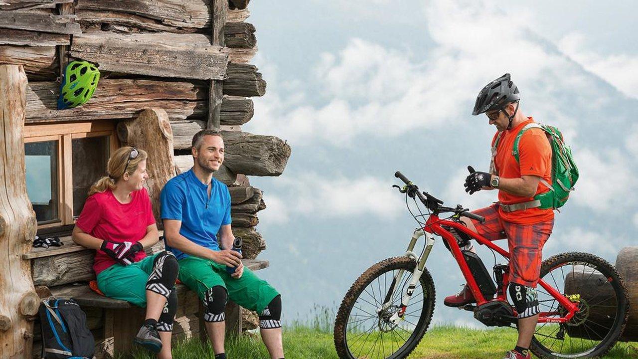 Event Sellaronda MTB Tour - St. Ulrich