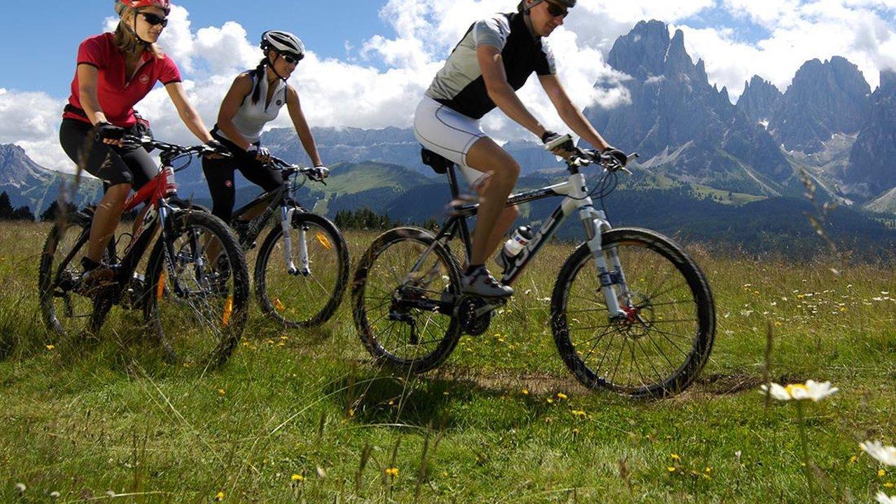 Event Spass auf der Seiser Alm - E-Bike Tour