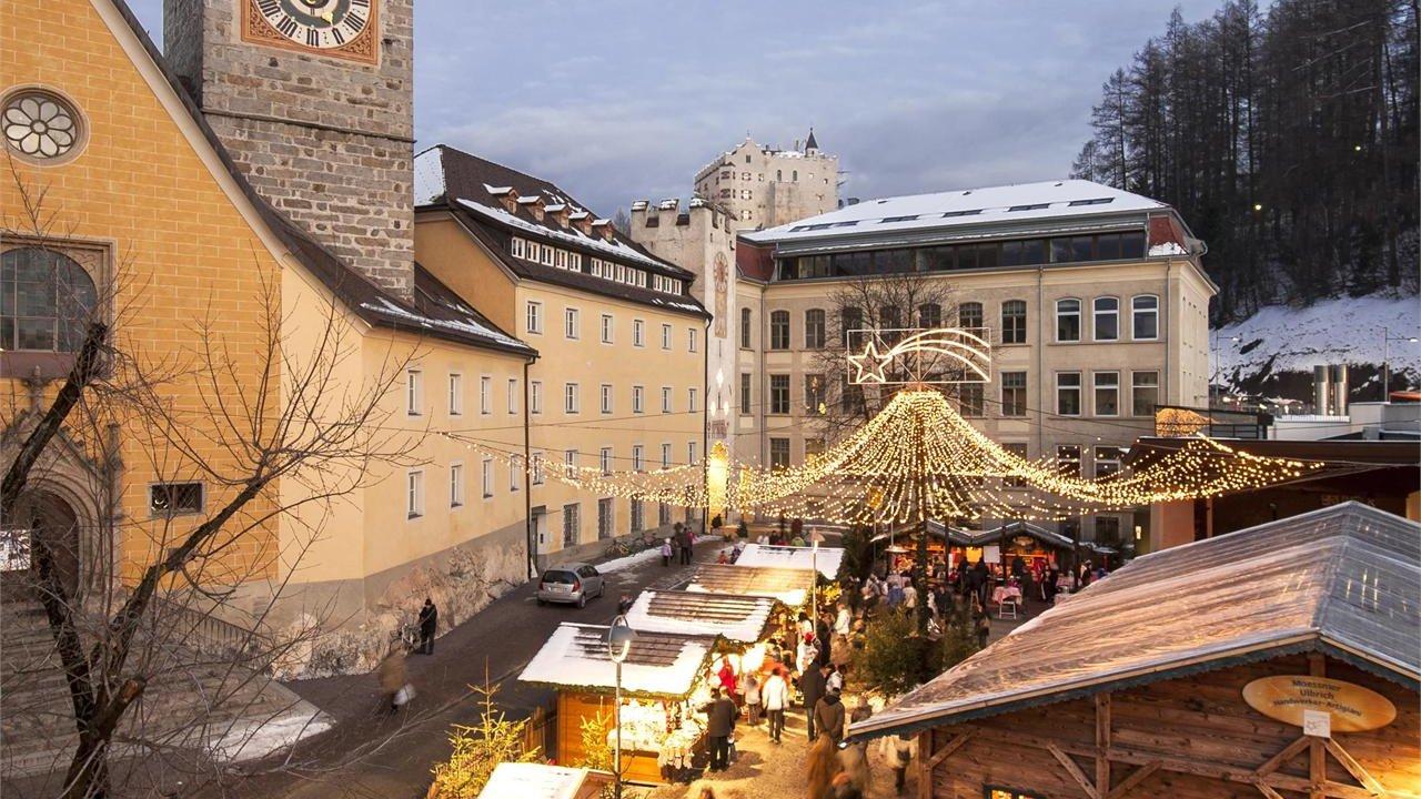 Event Weihnachts - Stadtführung Bruneck