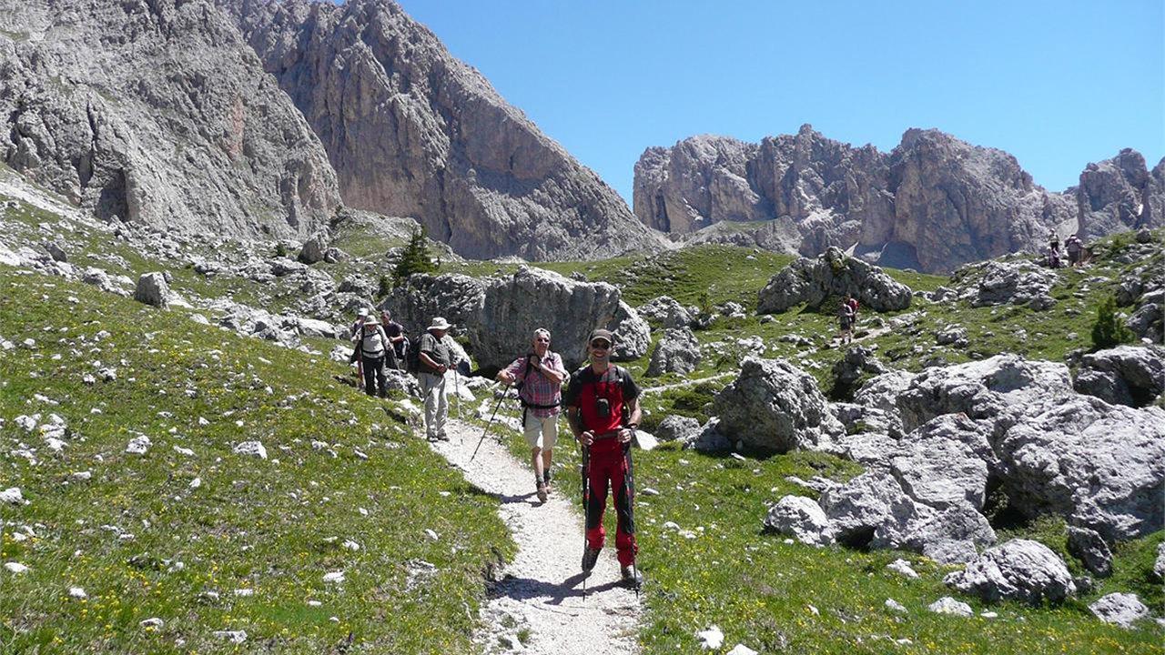 Event Bergseen - Edelweißen und Almrosen