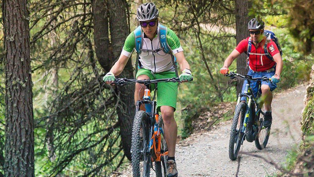 Event E-Bike Tour: St. Jakob Trail