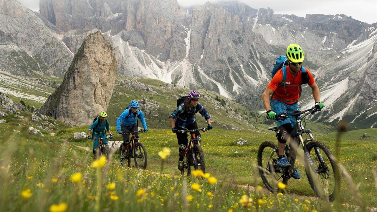 Event Val Gardena All Mountainbike Tour