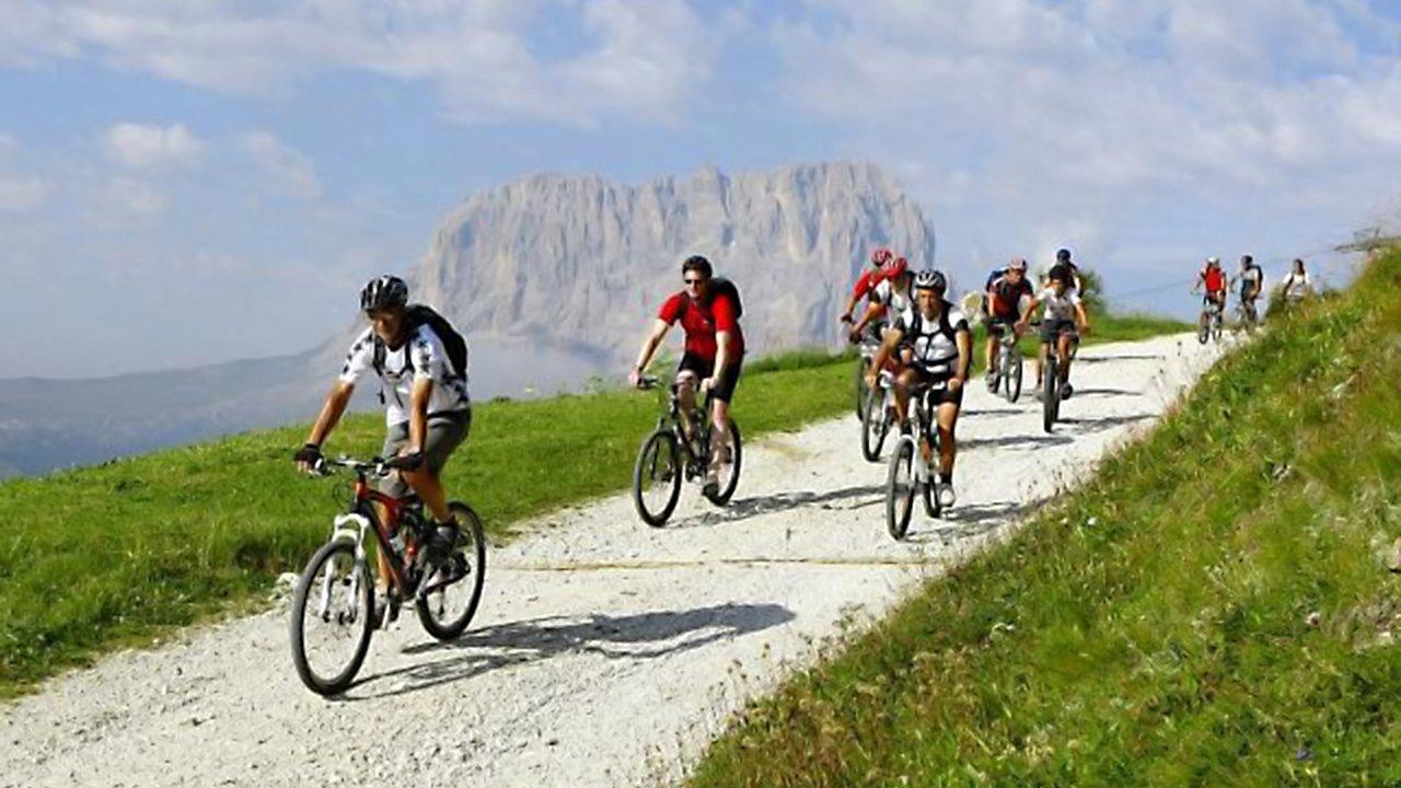 Event Mountainbike Tour: Grödner Talrunde