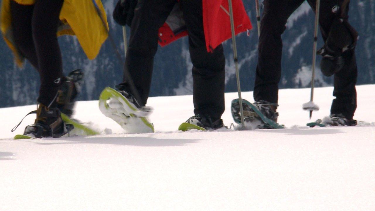 Event Schneeschuhwanderung Drei Zinnen