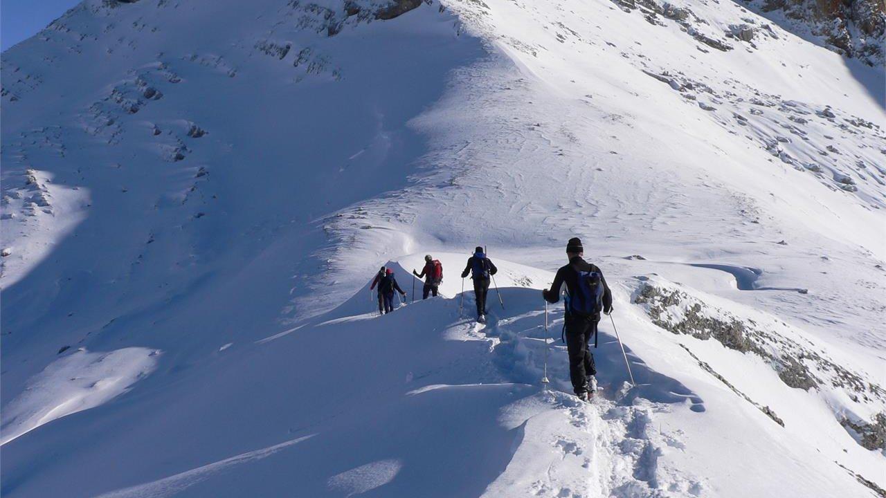 Event Schneeschuhwanderung Transsennes