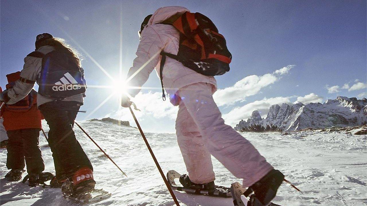 Event Schneeschuhwanderung - Globo Alpin