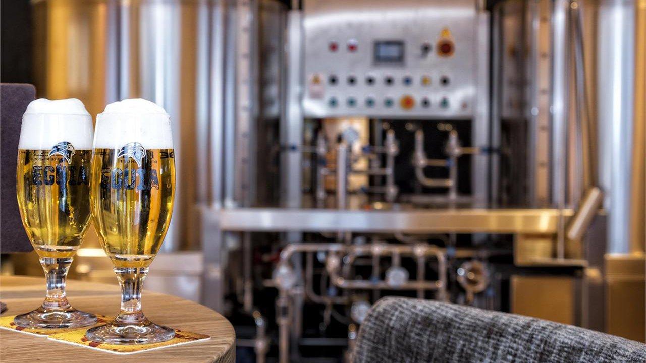 Event Vom Bergquellwasser zum Bier