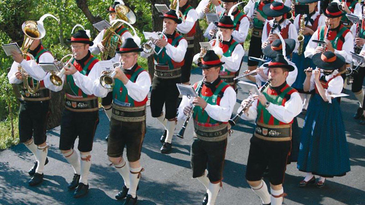 Event Konzert der Musikkapelle Natz