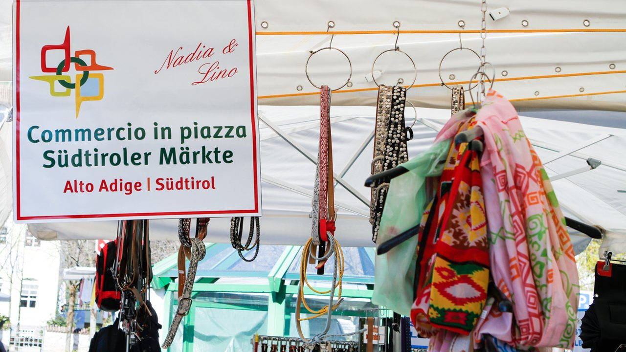Event Traditional market in La Val