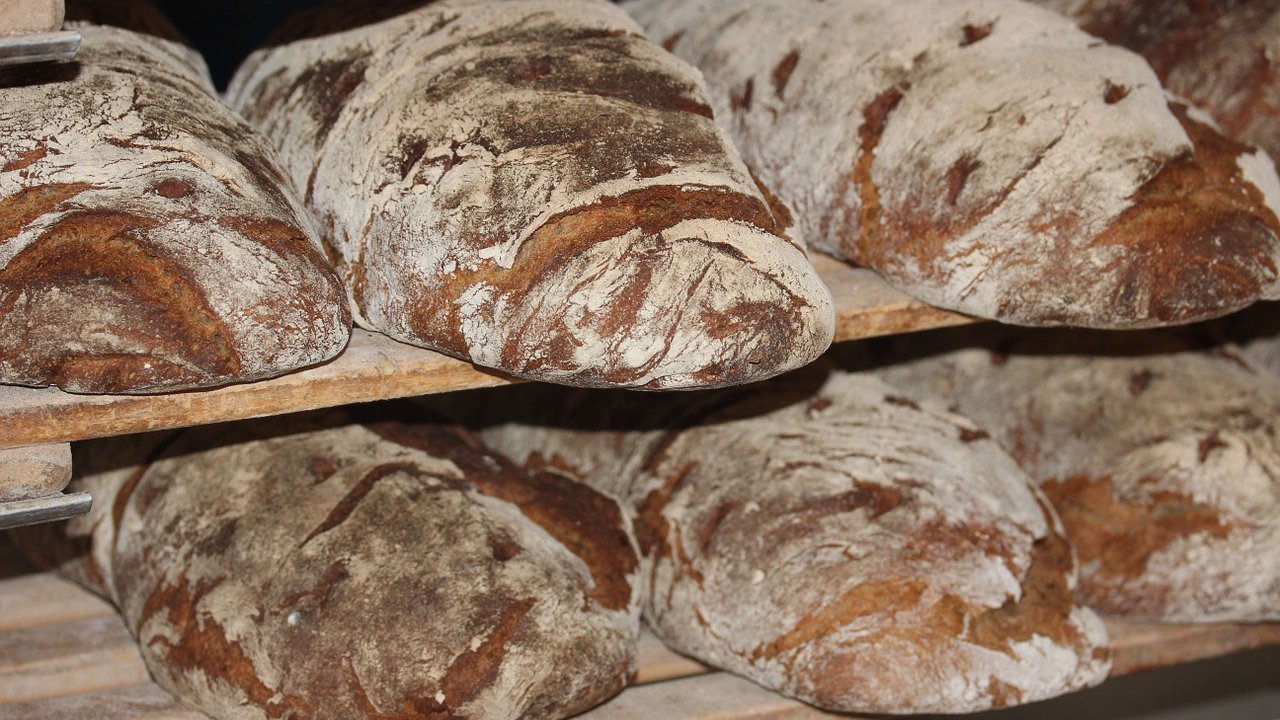 Event Original Südtiroler Roggenbrot backen