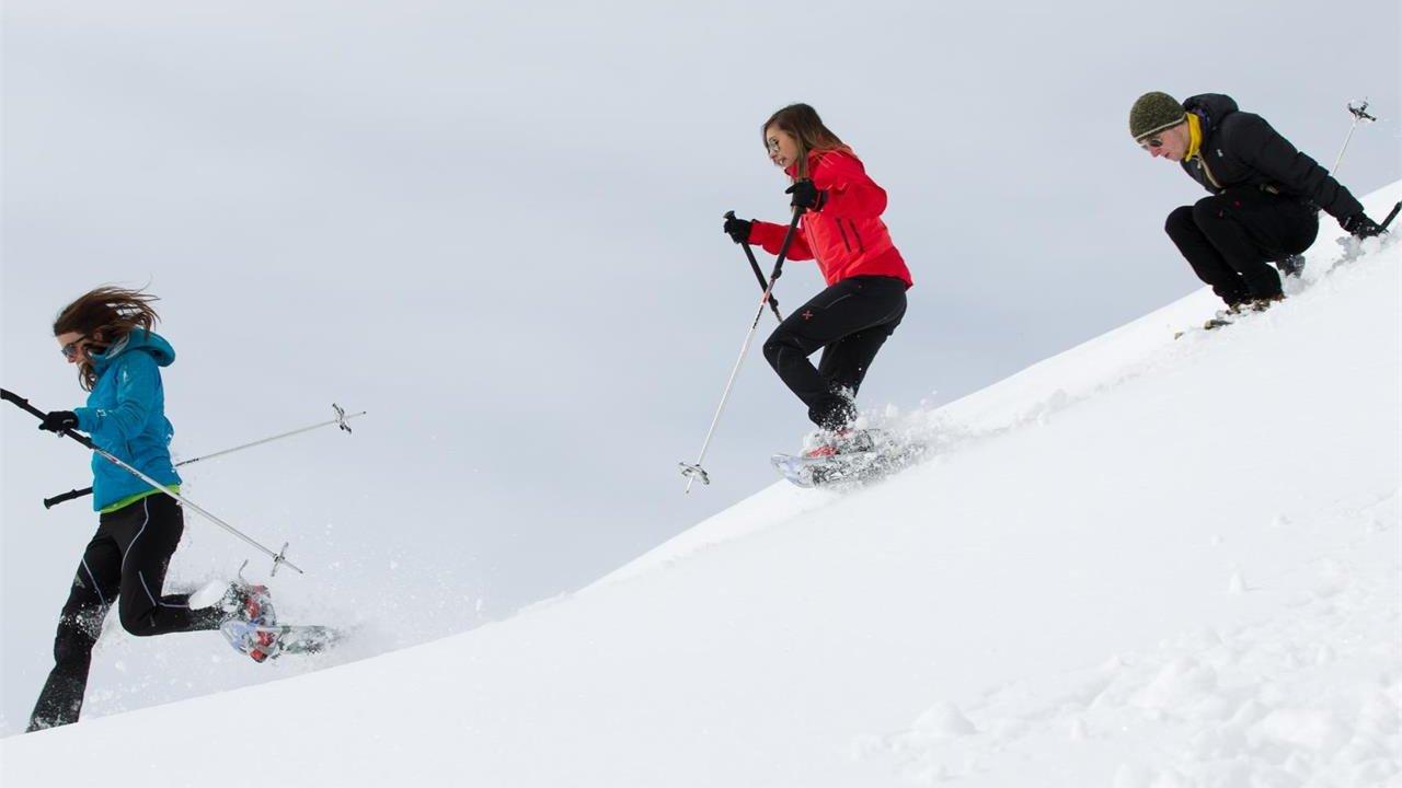 Event Schneeschuhwanderung