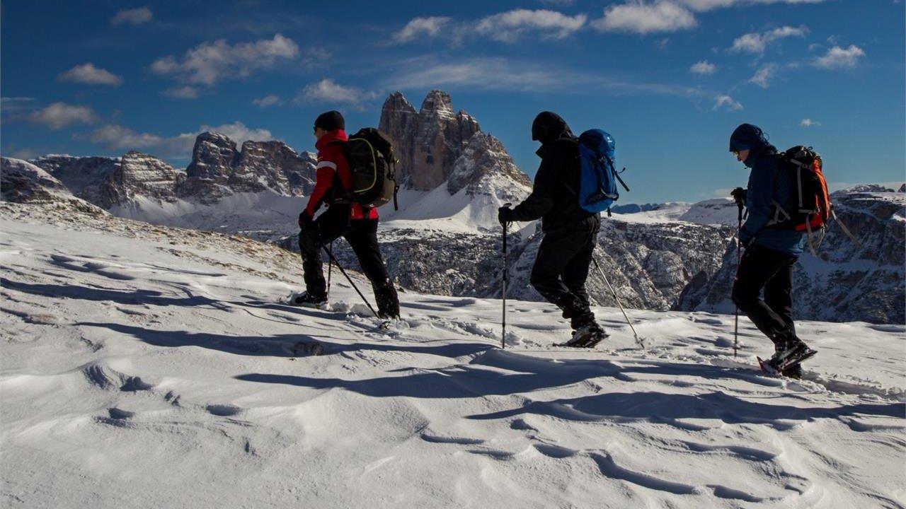Event Schneeschuhwanderung Plätzwiese