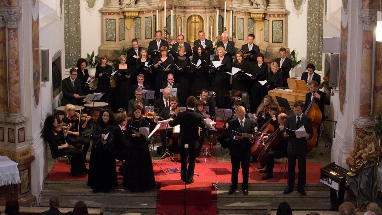 Event Konzert des Stadtpfarrchors Bruneck