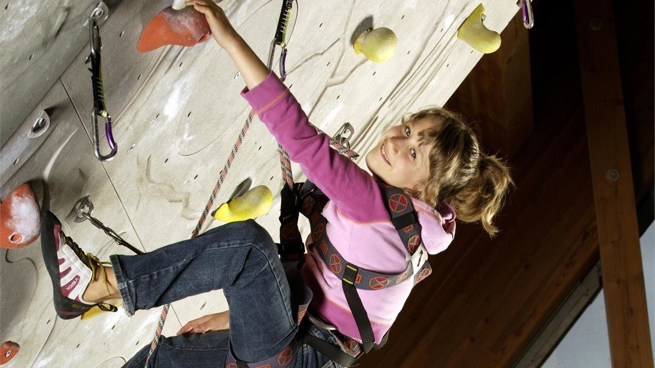 Event Climbing trial course - for children