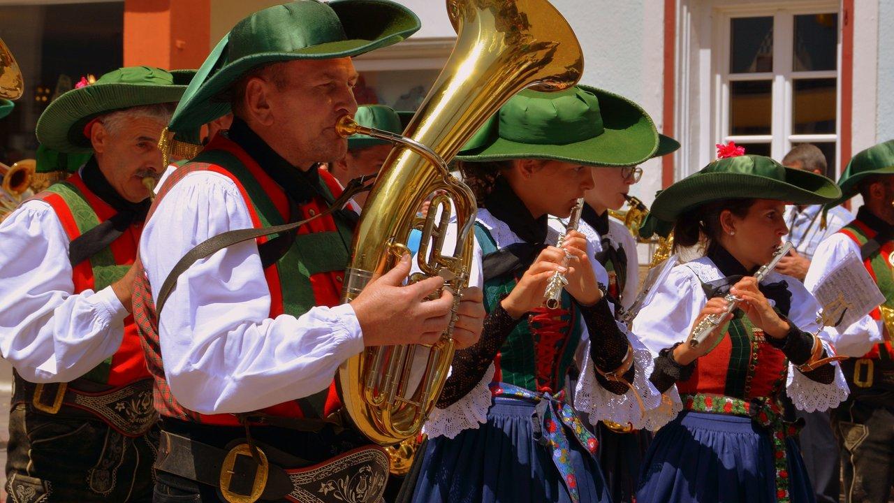 Event Patrozinium - Prozession in Toblach