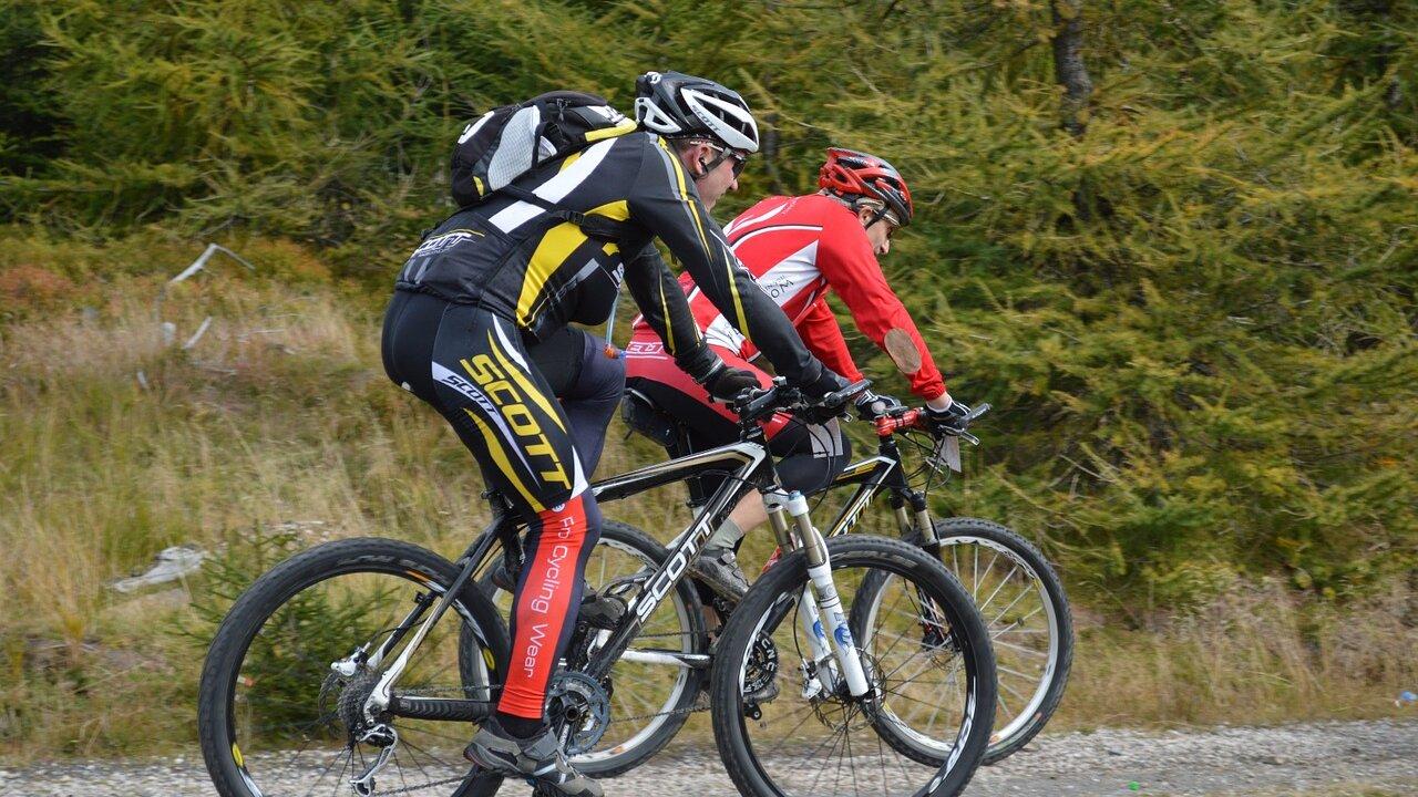 Event MTB Tour: 5 Bahnen 5 Berge
