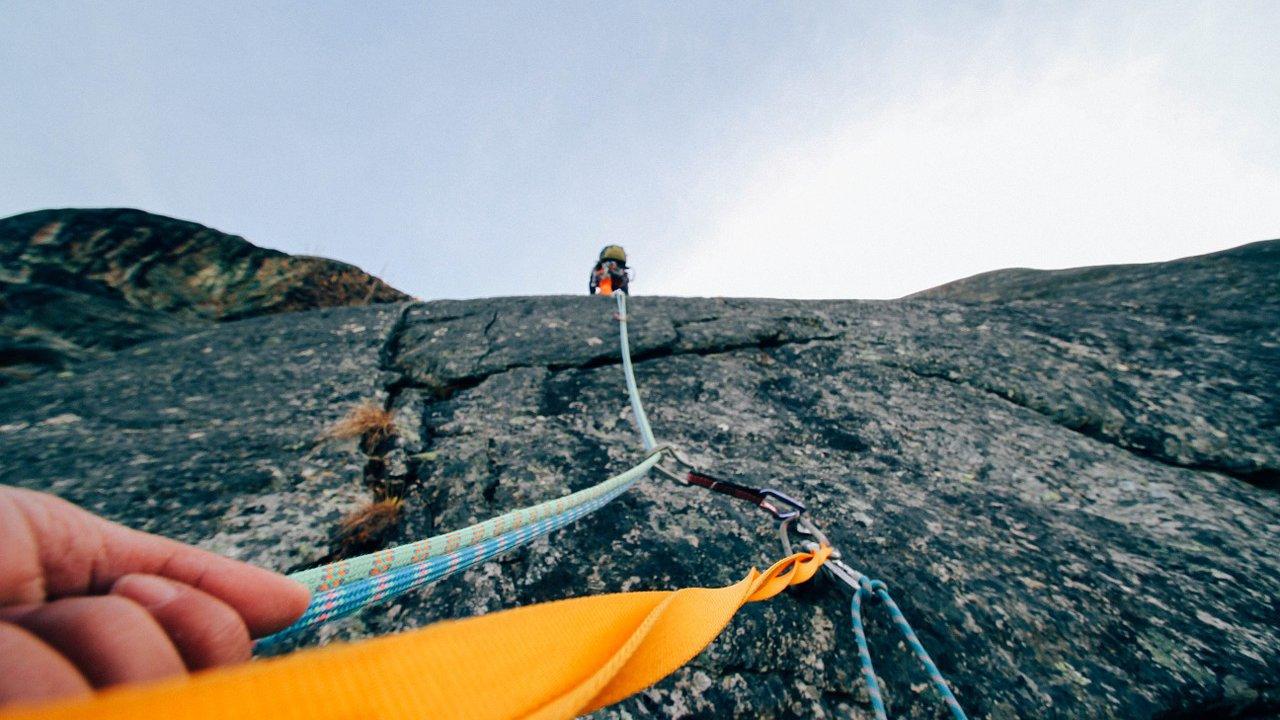 Event Grundkurs Klettern